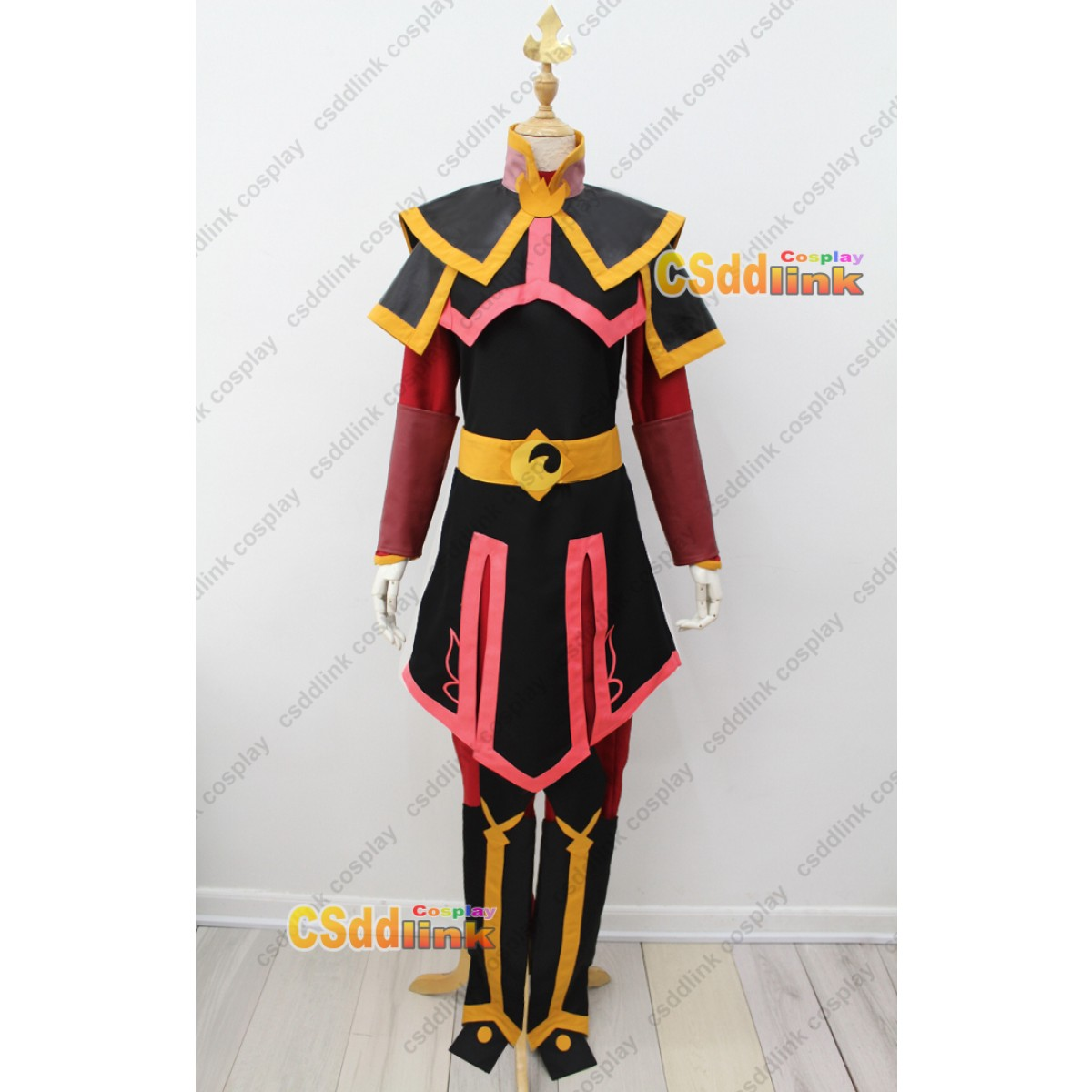 Avatar The Last Airbender Azula Cosplay Costume With ...