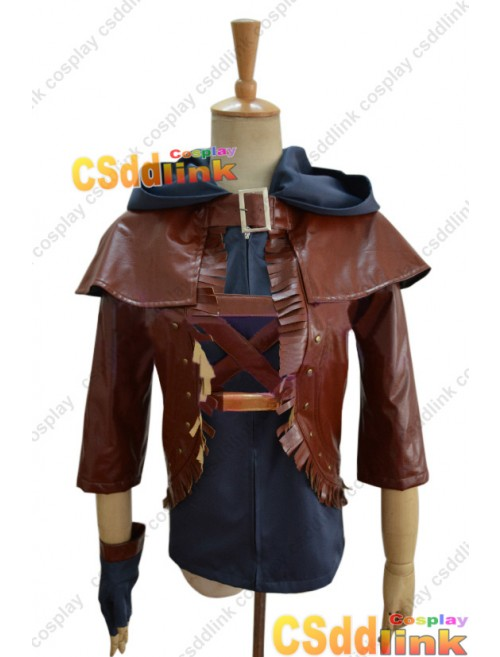 LOL league of legends Ezreal Cosplay costume Ver2 custom-size