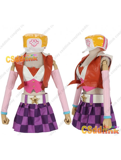 LOL league of legends MissFortune Cosplay costume custom-size