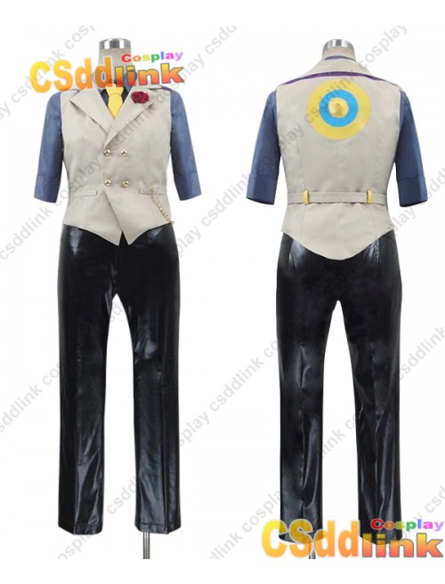 LOL league of legends Vi Cosplay costume custom-size