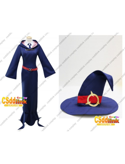 Little Witch Academia Sucy Manbavaran cosplay costume custom-size