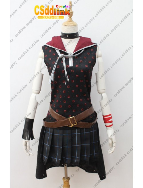 Final Fantasy XV Iris Amicitia Cosplay Costume custom-size