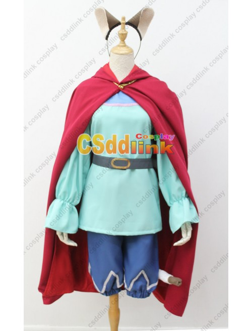 Ni No Kuni 2 Revenant Kingdom Evan Cosplay Costume custom-size