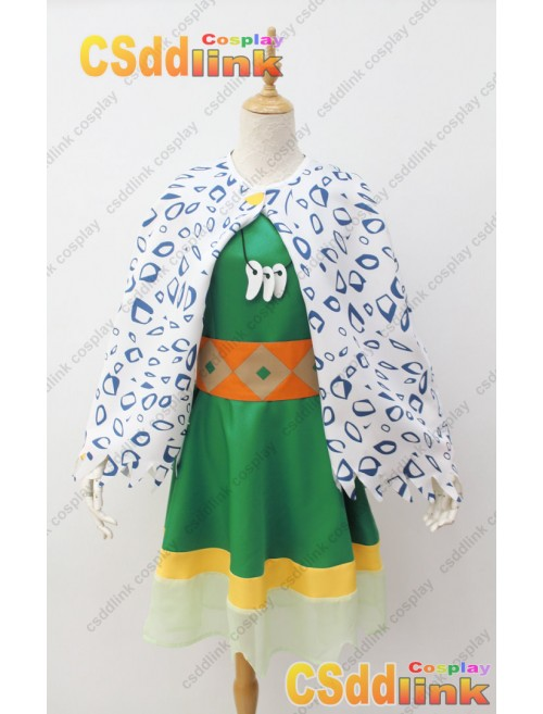 Ni no Kuni II Revenant Kingdom Tani Cosplay Costume custom-size