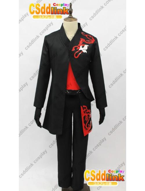 RWBY 2 Fighting Adam Taurus Cosplay Costume custom-size