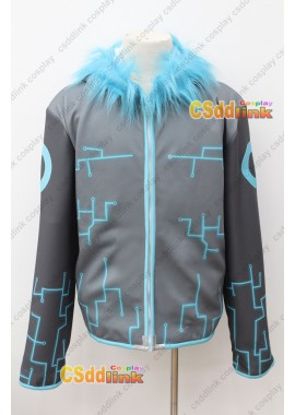 Digitale Sans Cosplay Hoodie custom-size