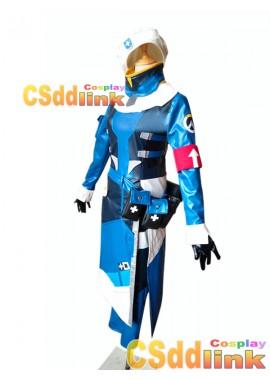 Overwatch Mercy Combat Medic Ziegler Cosplay costume custom-size