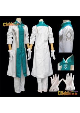 FGO Fate grand orde Dr. Roman Roman Archman Cosplay costume custom-size