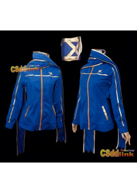 FGO Fate grand order Chaldea Cosplay costume jacket custom-size