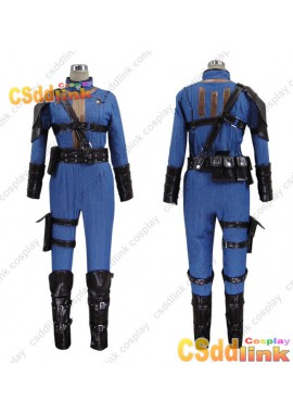 Fallout 4 Sole Nate Nora  Survivor Cosplay costume custom-size