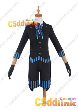 NEW Black Butler Kuroshitsuji Ciel Phantomhive Cosplay costume custom-size