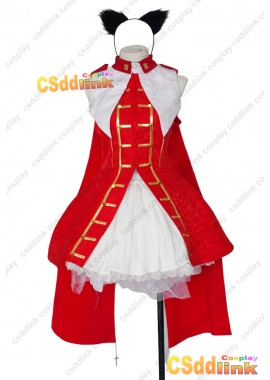 Fate Grand Orde Tosaka Rin cosplay costume custom-size