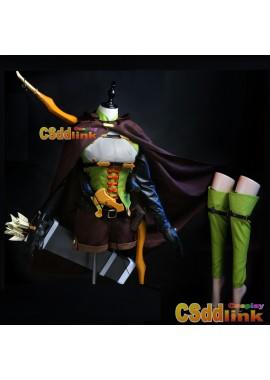 Goblin Slayer High Elf Archer cosplay Costume Custom-size