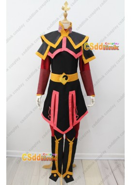 Avatar The Last Airbender Azula Cosplay Costume With headband custom-size