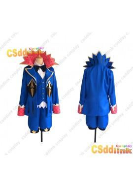 Cardfight!! Vanguard Masked Magician Harri Cosplay costume custom-size