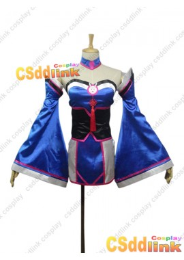 LOL league of legends OW DVA Cosplay costume custom-size