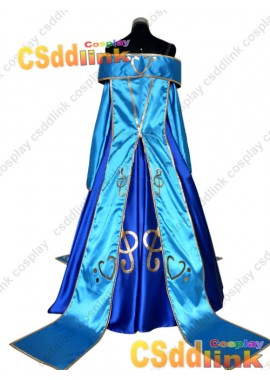 LOL league of legends Sona Cosplay costume custom-size