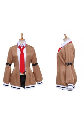 Steins;Gate 0 Kurisu Makise cosplay costume custom-size