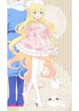 As Miss Beelzebub Likes Beelzebub Cosplay costume dress Custom-size