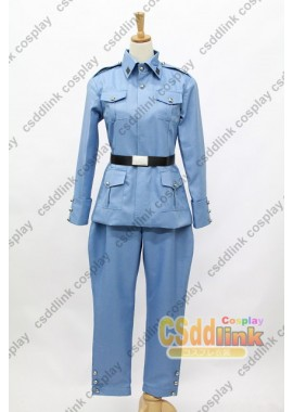 APH Axis Powers hetalia Finland cosplay costume uniform custom-size