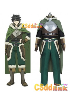 The Rising of the Shield Hero Naofumi Iwatani Cosplay costume custom-size