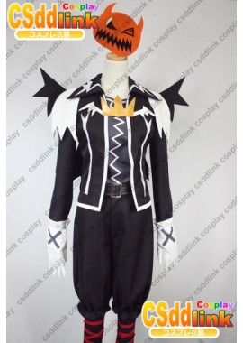 Kingdom Hearts halloween sora Cosplay Costume custom-size