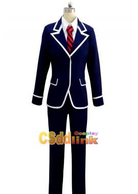 Shokugeki no souma san no sara toutsuki ressha-hen uniform cosplay costume custom-size