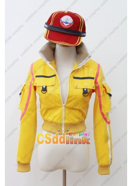 Final Fantasy XV Cindy Aurum Cosplay short Jacket custom-size
