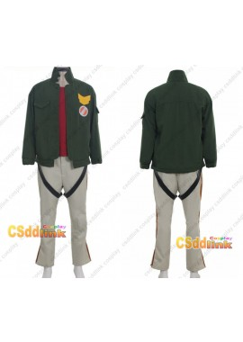 Megalo box Junk box cosplay costume custom-size