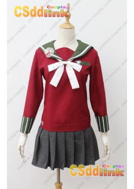 Danganronpa V3 Harukawa maki Cosplay Costume with Sock custom-size