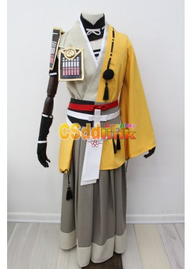 Kogi Touken Ranbu Cosplay Costume Full Set custom-size