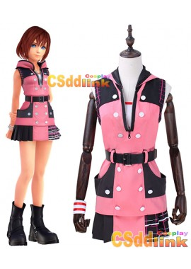 Kingdom Hearts III 3 kairi Cosplay costume custom-size
