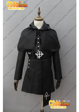 Ghost (Swedish band) A Nameless Ghoul Cosplay Costume with cape custom-size1