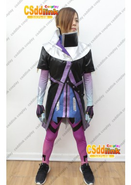 Overwatch Sombra's Cosplay Costume custom-size