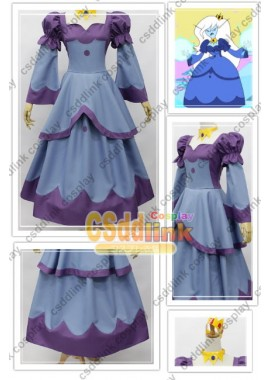 Queen from Adventure Time cosplay costume custom-size