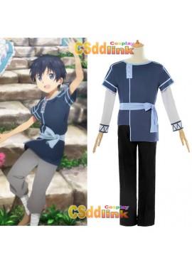 Sword Art Online Alicization UW Kirigaya Kazuto Cosplay costume
