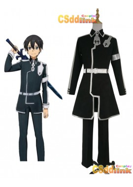 Sword Art Online Alicization UW Kirigaya Kazuto Cosplay costume custom-size