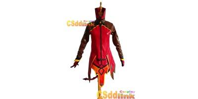 Overwatch DEVIL MERCY OVERWATCH HEROES SOULS Cosplay costume custom-size