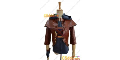 LOL league of legends Ezreal Cosplay costume Ver2 custom-size