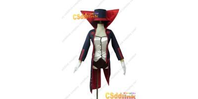 LOL league of legends LeBlanc cosplay costumw custom-size
