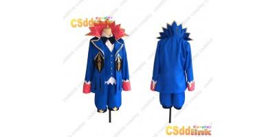 Cardfight!! Vanguard Masked Magician Harri Cosplay costume custom-size