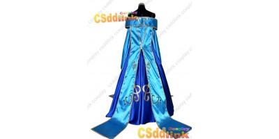 LOL league of legends Sona Cosplay costume custom-size