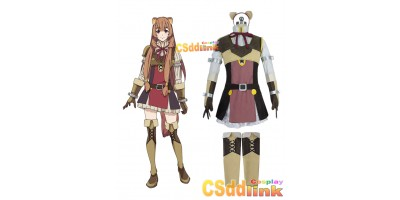 The Rising of the Shield Hero Raphtalia Cosplay costume custom-size