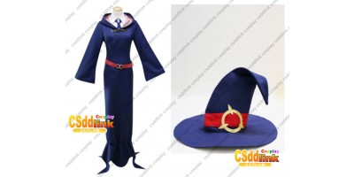 Little Witch Academia Sucy Manbavaran cosplay costume custom-size