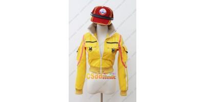Final Fantasy XV Cindy Aurum Cosplay short Jacket custom-size