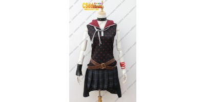 Final Fantasy XV Iris Amicitia Cosplay Costume custom-size