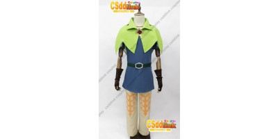 The Legend of Zelda Skyward Sword Groose Cosplay Costume custom-size