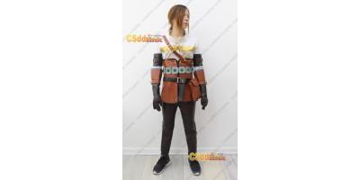 The Witcher 3 Wild hunt Ciri Cosplay Costume custom-size