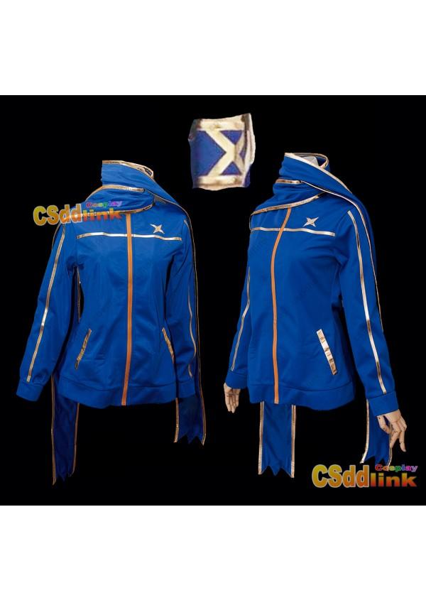 FGO Fate grand order Chaldea Cosplay costume jacket custom-size