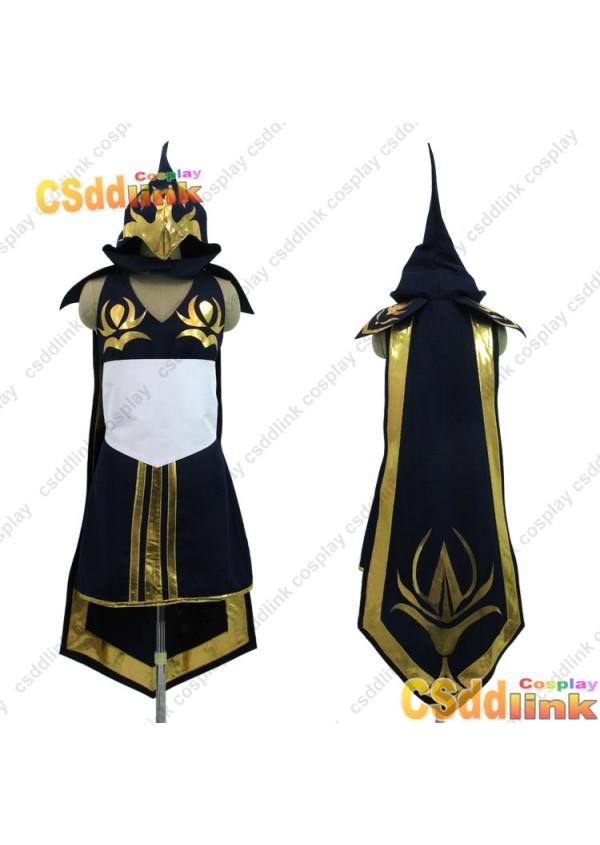 LOL league of legends Ashe Cosplay costume custom-size